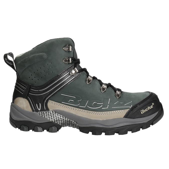 Men's Bickz 202 work shoes bata-industrials, gray , 846-6613 - 26