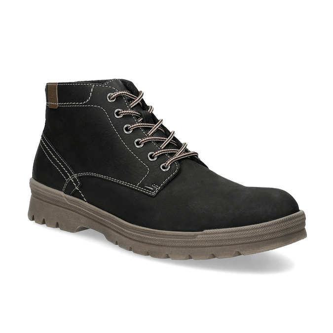 d94012ddf65d94 Weinbrenner Men s leather winter boots - Casual