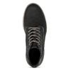 Men's leather winter boots, black , 896-6107 - 17