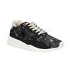 Ladies' sneakers with flower pattern le-coq-sportif, black , 509-6610 - 13