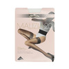 Thigh-high white stockings omsa, white , 919-1403 - 13