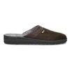Men's slippers bata, brown , 879-4600 - 19