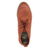 Ladies' ankle boots with colourful lining bata, orange, 599-5605 - 19