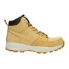 Men's leather ankle boots nike, yellow , 806-8435 - 15