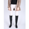 Ladies' leather knee-high boots bata, black , 594-6605 - 15