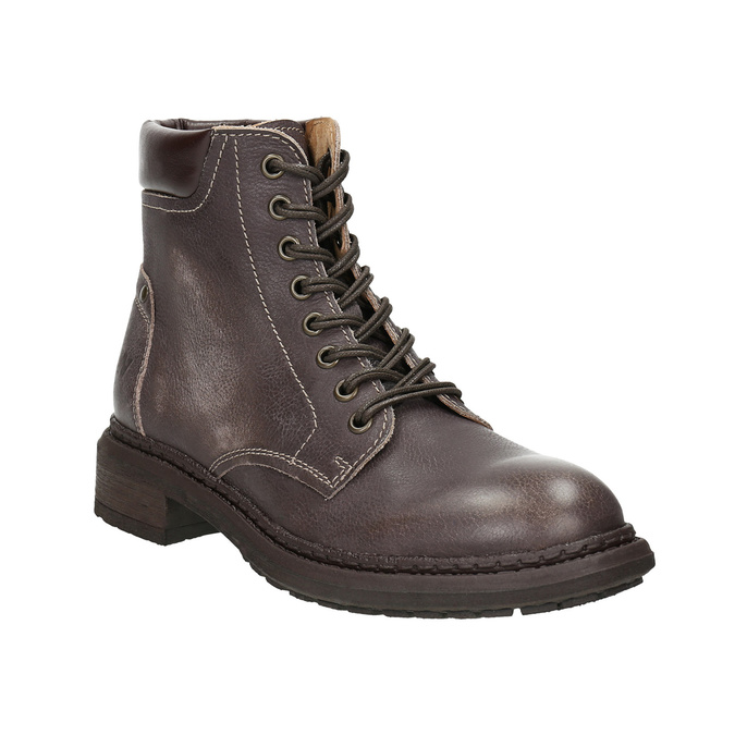 Ladies' leather ankle boots Weinbrenner - All Shoes - Bata online ...