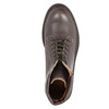 Ladies' leather ankle boots weinbrenner, brown , 596-4632 - 19