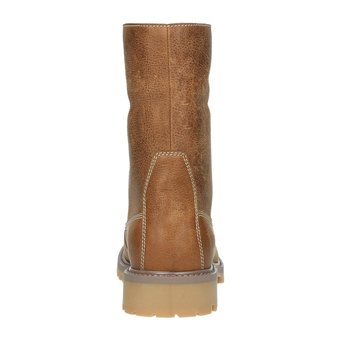 Ladies' winter boots weinbrenner, brown , 596-4638 - 17