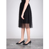 Elegant low-heeled pumps bata, black , 629-6631 - 18