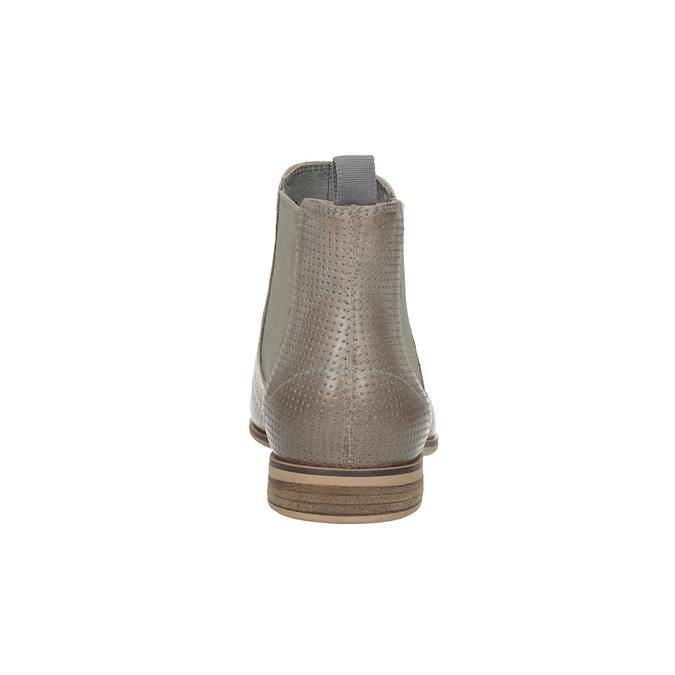 Ladies´ footwear in the Chelsea style bata, brown , 596-2644 - 17