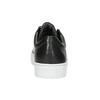 Ladies' leather tennis shoes vagabond, black , 624-6019 - 17
