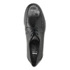 Men´s shoes with quilting bata, black , 824-6838 - 19