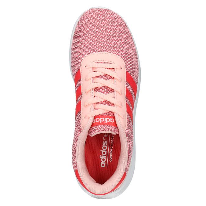 Children's pink sneakers adidas, pink , 309-5335 - 19