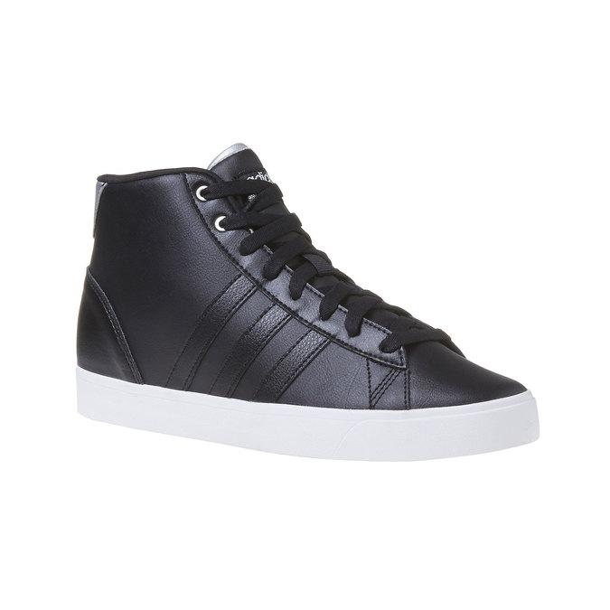 Ladies' ankle sneakers adidas, black , 501-6975 - 13