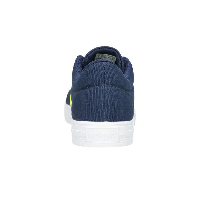 Boys' blue sneakers adidas, blue , 489-8119 - 17