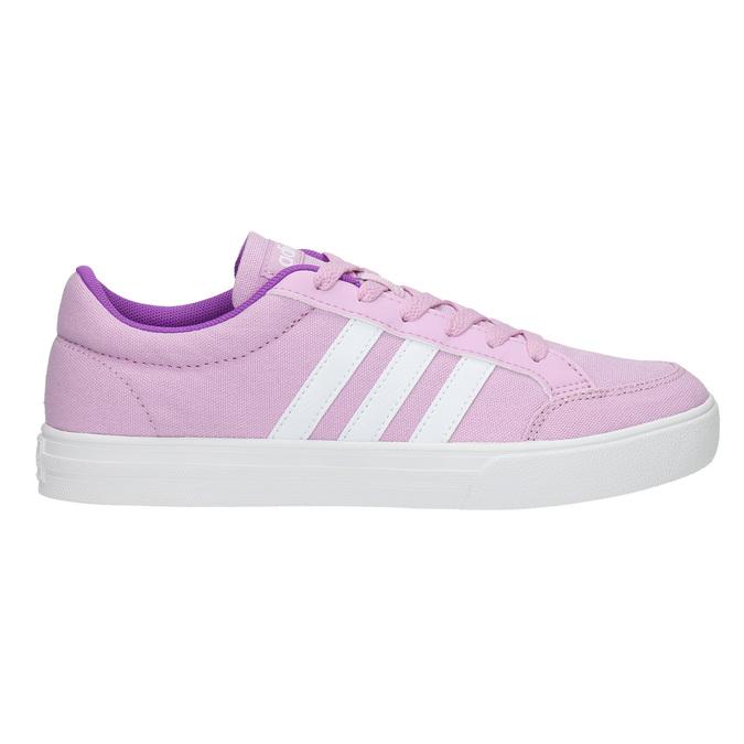 Girls' purple sneakers adidas, violet , 489-9119 - 15