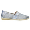 Ladies' slip-on-style shoes bata, blue , 516-9604 - 15