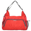 Red travel bag american-tourister, red , 969-5165 - 19