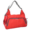 Red travel bag american-tourister, red , 969-5165 - 13