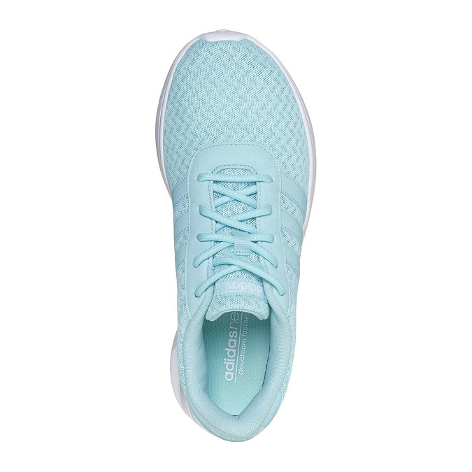 Ladies' blue sneakers adidas, turquoise, 509-7735 - 19