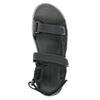 Men's leather sandals weinbrenner, black , 866-6630 - 19