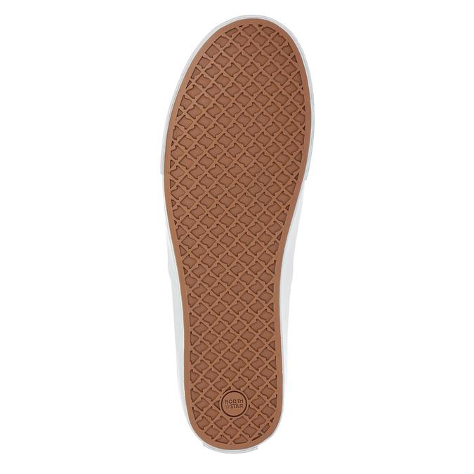 Men's casual sneakers north-star, brown , 889-2283 - 26