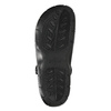 Men's slip-on clogs coqui, black , 872-6614 - 19