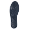 Ladies' denim slip-ons north-star, blue , 589-9440 - 26