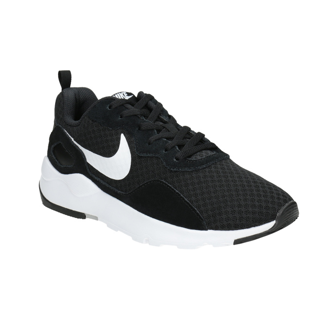 Ladies' sneakers with distinctive sole nike, black , 509-1160 - 13