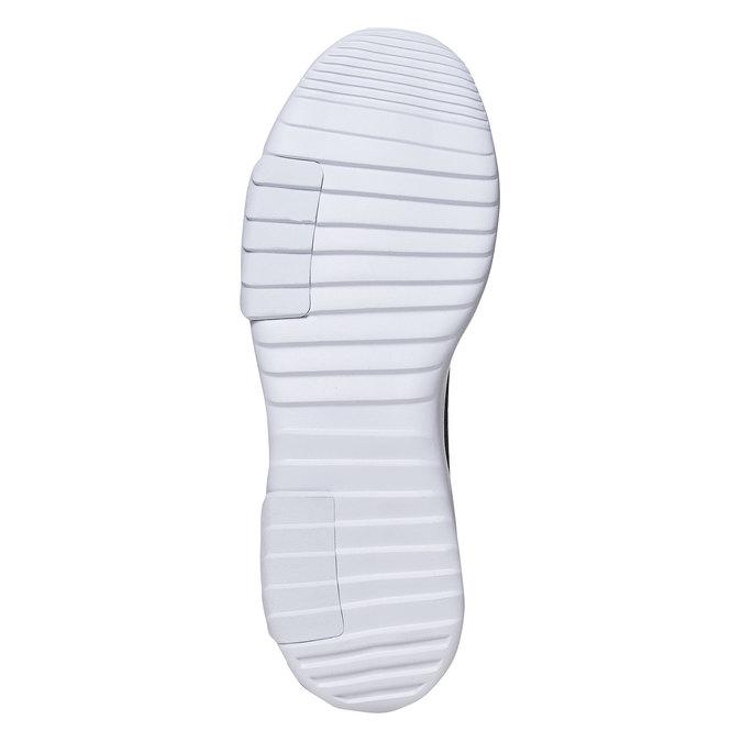 Men's athletic sneakers adidas, gray , 809-2201 - 26