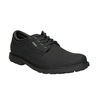 Men's leather shoes rockport, black , 826-6023 - 13