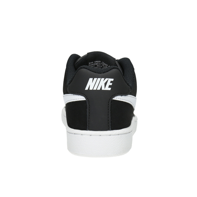 Ladies' White Sneakers nike, black , 501-6164 - 16