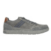 Men's grey sneakers north-star, gray , 841-2607 - 15