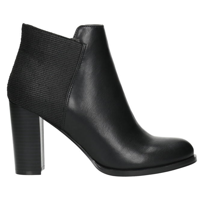 bata, black , 791-6603 - 15