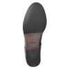 Embellished Leather Ankle Boots clarks, black , 614-6027 - 17