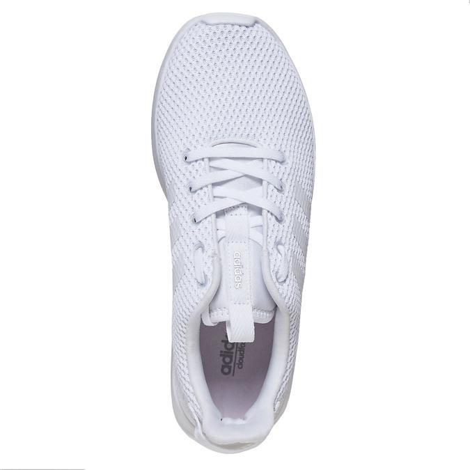 Ladies' athletic sneakers adidas, white , 509-1201 - 19
