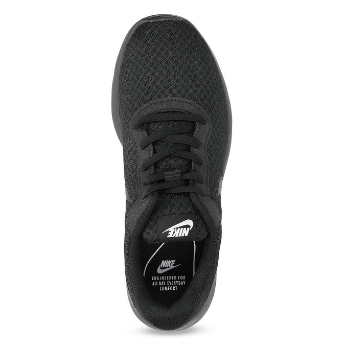 Ladies' black sneakers, black , 509-0157 - 17