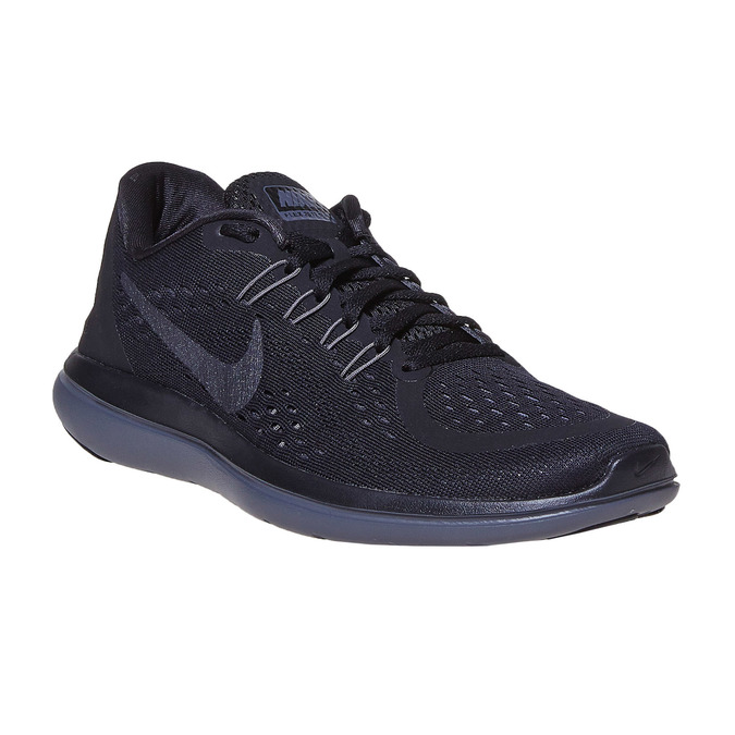 Ladies' athletic sneakers nike, black , 509-6187 - 13