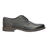 Men's casual shoes bata, gray , 826-2610 - 15