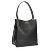 Black ladies Hobo handbag, black , 961-2173 - 13