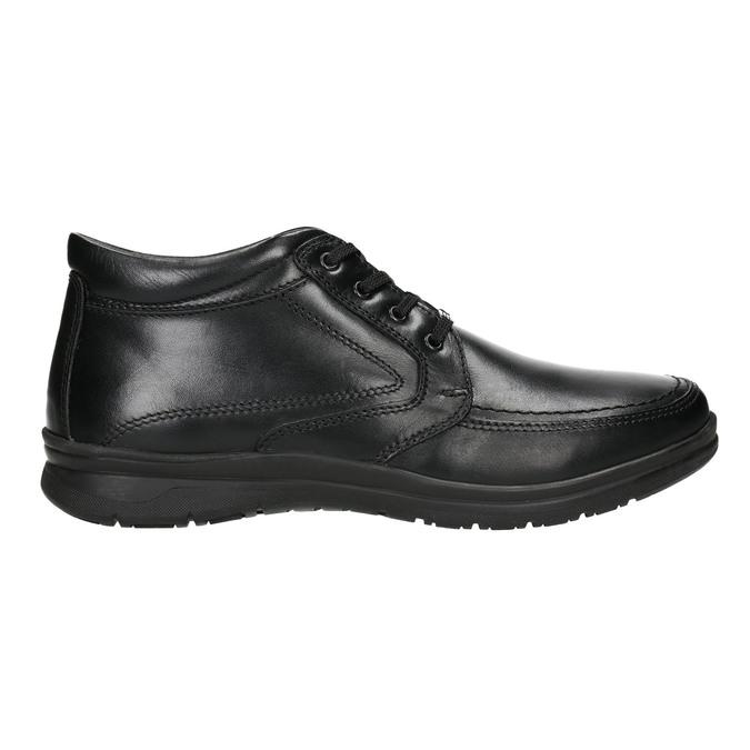 Men's winter boots comfit, black , 894-6686 - 15