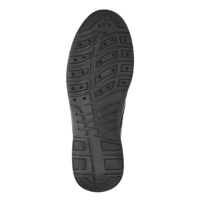 Men's winter boots comfit, black , 894-6686 - 19