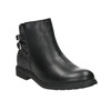 Girls' ankle boots with glitter mini-b, black , 391-6395 - 13