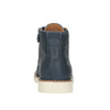 Children's Leather Ankle Boots primigi, blue , 314-9004 - 16