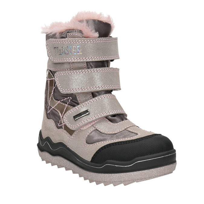Pink Girls' Winter Boots mini-b, 299-5613 - 13