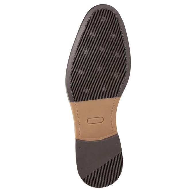 Men's ankle boots bata, black , 826-6926 - 17