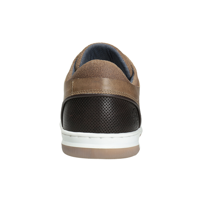 Casual men's sneakers bata, 846-8927 - 16