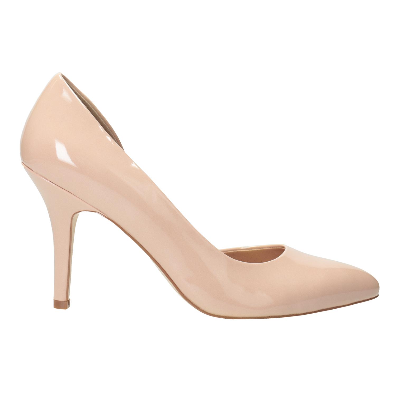 951b41393611 Insolia Patent pinkish cream-colored pumps - Technology