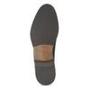 Ladies' leather Chelsea boots bata, black , 594-9636 - 18