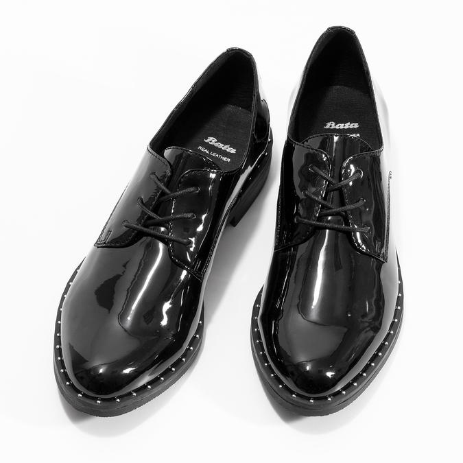 5216638 bata, black , 521-6638 - 16